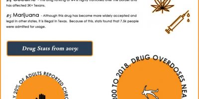 Drug Crime Infographic
